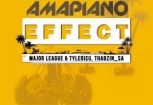 Major League, TylerICU X DJ Thabzin - Ama2k ft. Shabba De Mc, Lesa & Sticksbeats